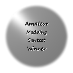 Amateur Modding Contest Winner