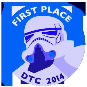 DTC 2014 1st Place