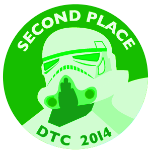 DTC 2014 2nd Place