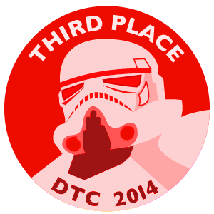 DTC 2014 3rd Place