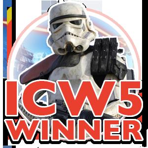 ICW5 - Winner