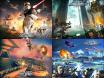 Star Wars Battlefront Official Screensaver